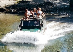 DUMAN DAĞI JEEP SAFARİ