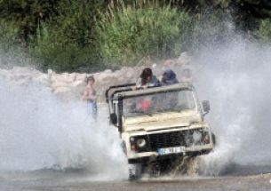 SAKLIKENT JEEP SAFARİ